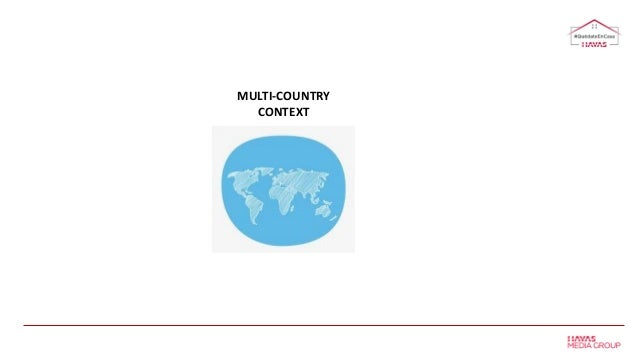 MULTI-COUNTRY CONTEXT