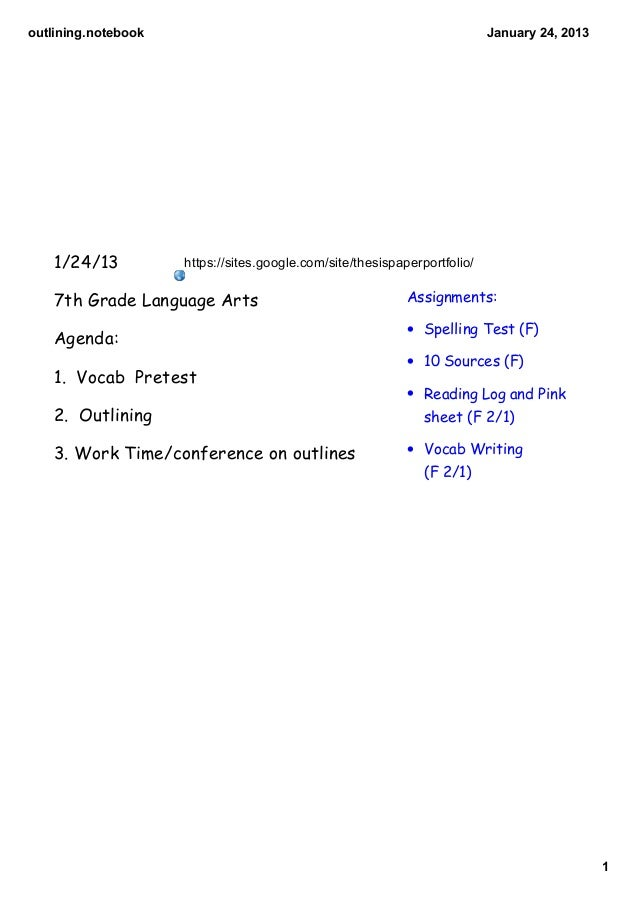 outlining.notebook                                                         January24,2013    1/24/13          https://si...