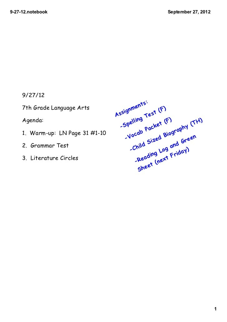 92712.notebook                                                   September27,2012     9/27/12                         ...