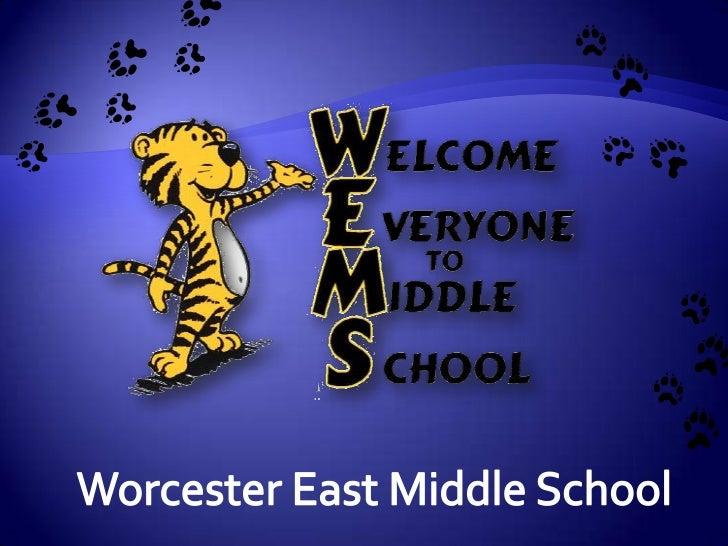 Worcester East Middle School<br />