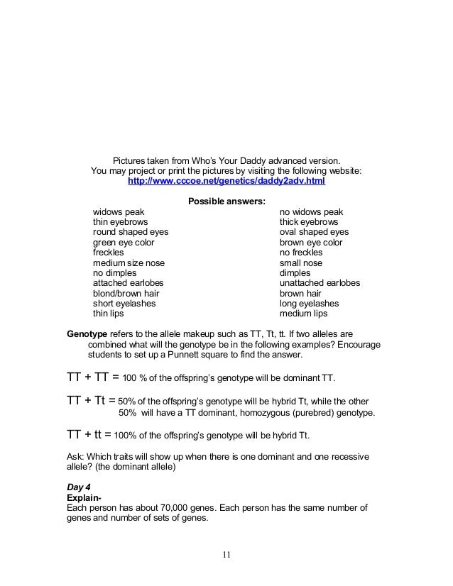 7th heredity genetics 10 1308 – Genetics X Linked Genes Worksheet Answers