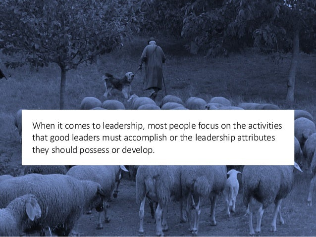 7 Things About Leadership That Most People Don't Know Slide 2
