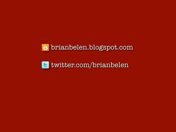 brianbelen.blogspot.comtwitter.com/brianbelen