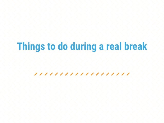 Use Weekdone weekly reporting to increase your productivity and have more time for breaks. weekdone.com CLICK TO START