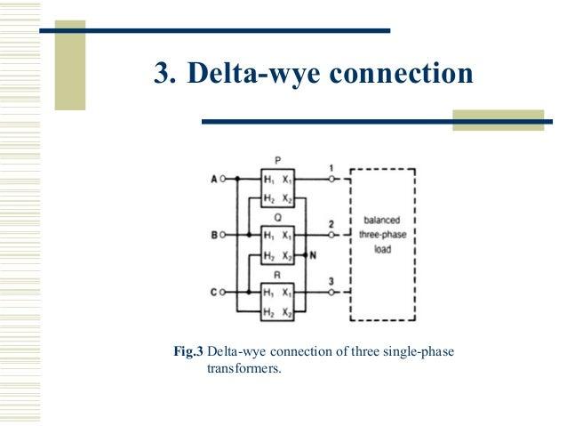 three phase transformers rh slideshare net