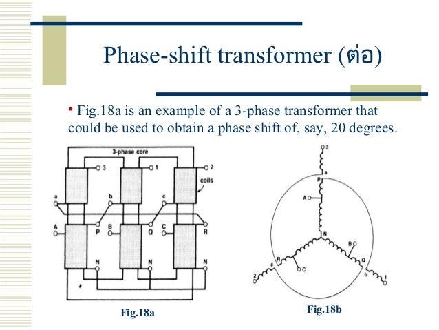 Phase shifting transformer diagram wiring diagram three phase transformers rh slideshare net phase shifting transformer theory phase shifting transformer phasor diagram ccuart Image collections