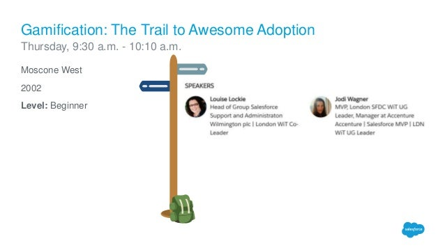 Thursday Sessions for Salesforce Admins at Dreamforce 2016