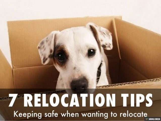 7 Tips for a Successful Relocation Project