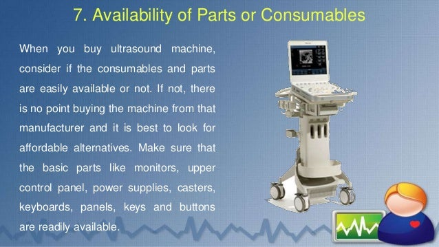 7 Tips to Buy The Best Quality Ultrasound Machine