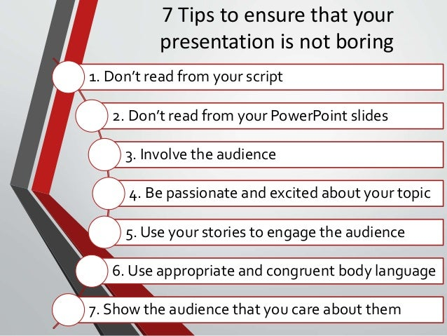 Image result for presentation tips