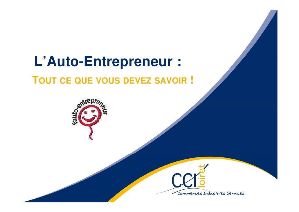 L'Auto-Entrepreneur : TOUT CE QUE VOUS DEVEZ SAVOIR !