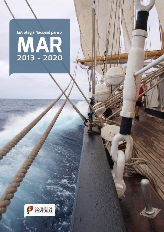 Estratégia Nacional para o MAR2013 - 2020