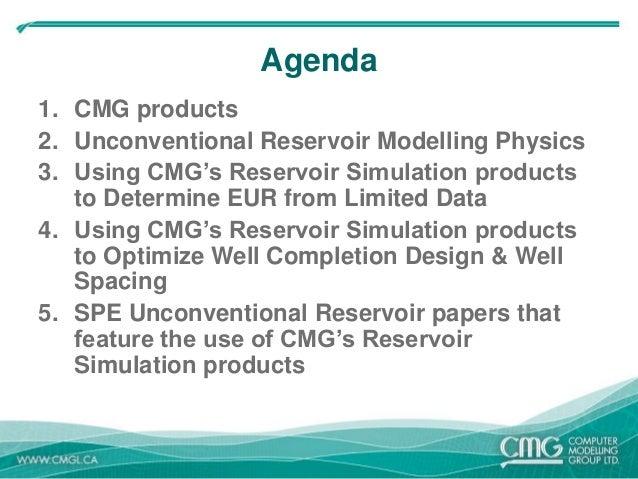 Unconventional Reservoirs Flow modelling challenges Slide 2