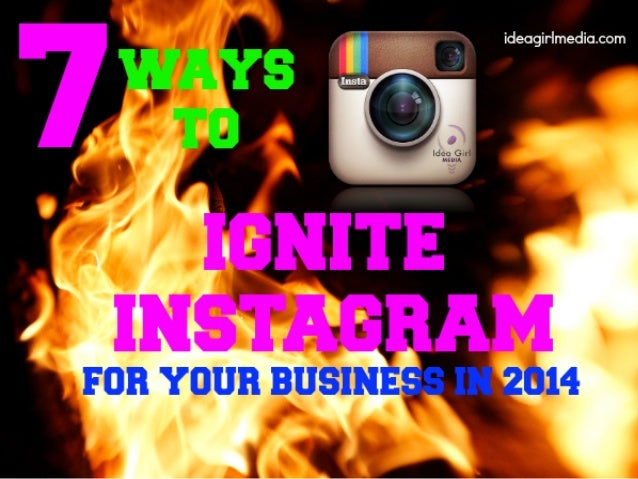 © Idea Girl Media | ideagirlmedia.com | facebook.com/ideagirlmedia | @ideagirlmedia!