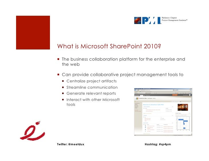 7 Ways To Leverage SharePoint 2010 for Project Management