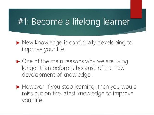 7 ways to self empowerment Slide 3