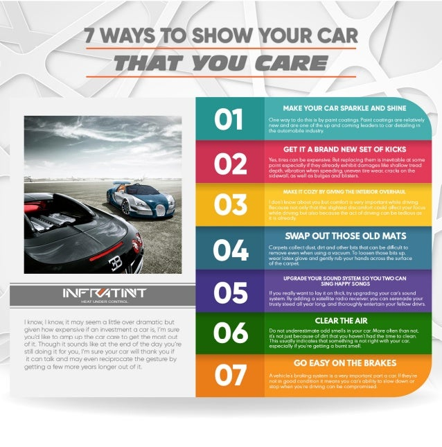 7 ways to show your car that you care