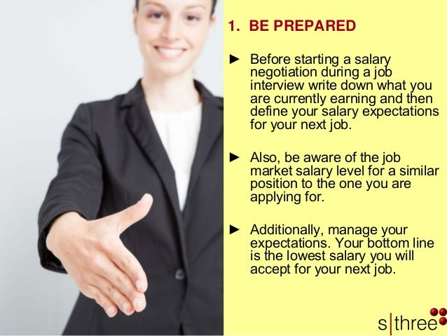 7 ways to successfully negotiate salary Slide 3