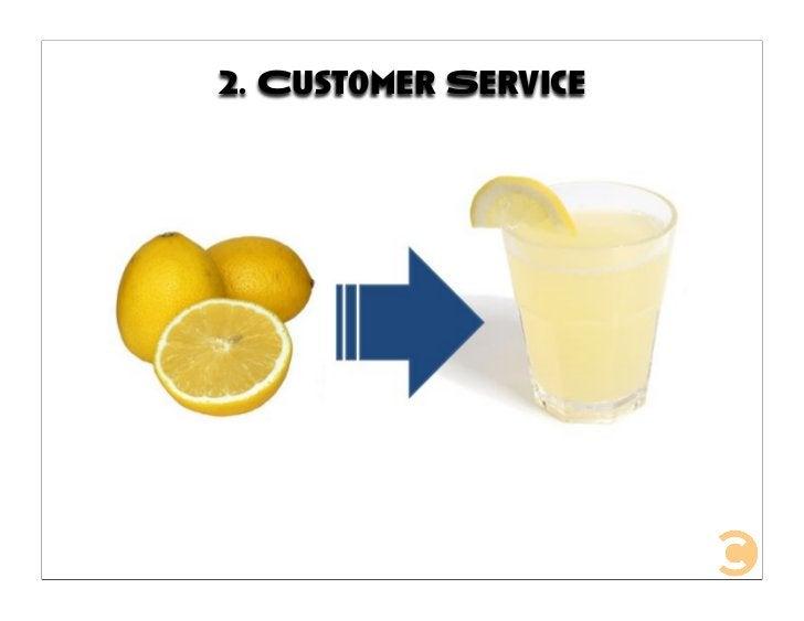 2. Customer Service