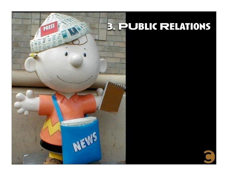 3. PUblic Relations