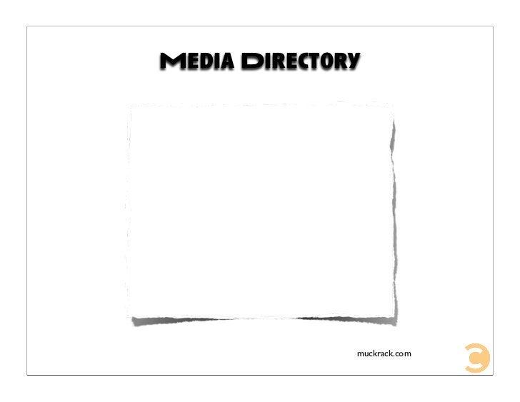 Media Directory                   muckrack.com