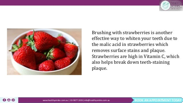 How To Remove Germs From Teeth Naturally