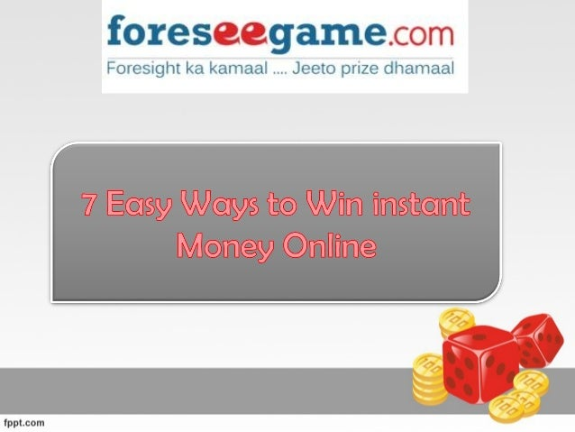Win Online Money