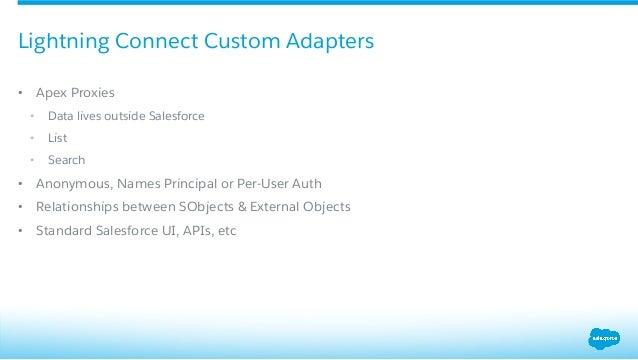 Tour of Heroku + Salesforce Integration Methods