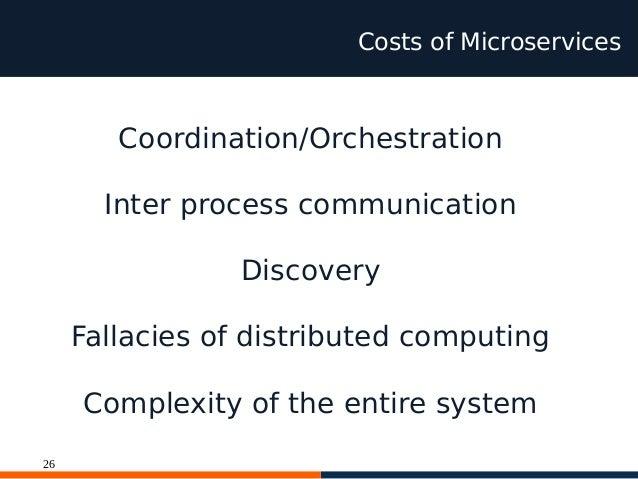 Microservices in GO - Massimiliano Dessì - Codemotion Rome 2017