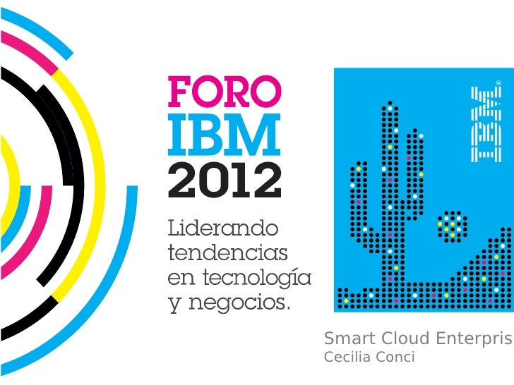 Smart Cloud EnterpriseCecilia Conci