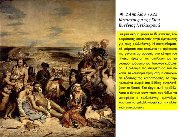 Οι οθωμανικές εκστρατείες και οι κύριες διαδρομές τους (1821–  1825)