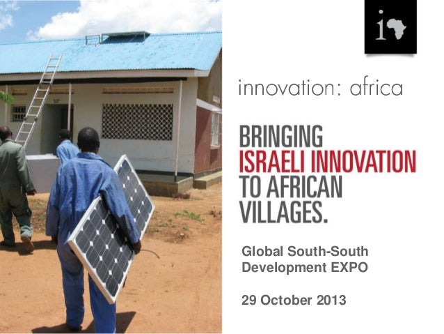 Global South-South Development EXPO 29 October 2013