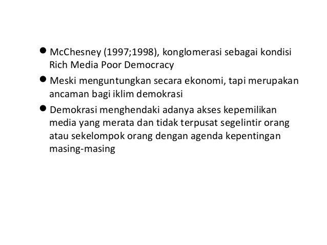 mcchesney loaded press weak democracy essays