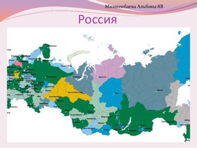 Минненбаева Альбина 8В  Россия
