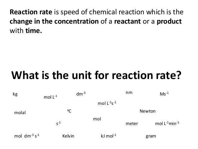 how to write overall reaction for kintic