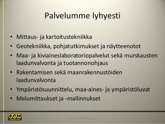 Suomen Gps Mittaus
