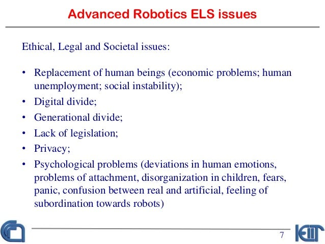 ethics in robotics essay Ethics & robotics - download as pdf file  discourse in the field of applied ethics in robotics  this this position and argues in his essay.