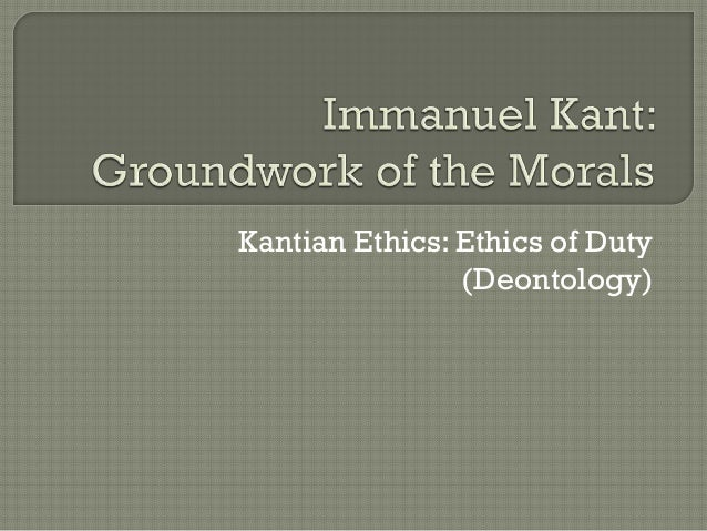 Immanuel Kant: Biography & Contributions