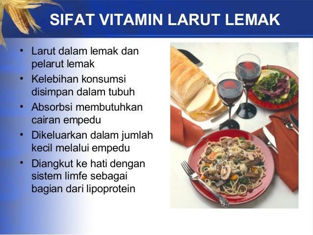 4 Jenis Vitamin yang Larut dalam Lemak, Ini Manfaat dan Sumber Asupannya!