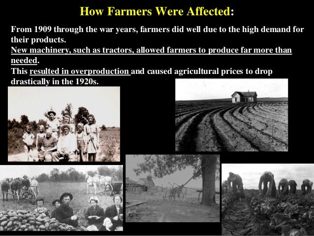 Dust Bowl Farming