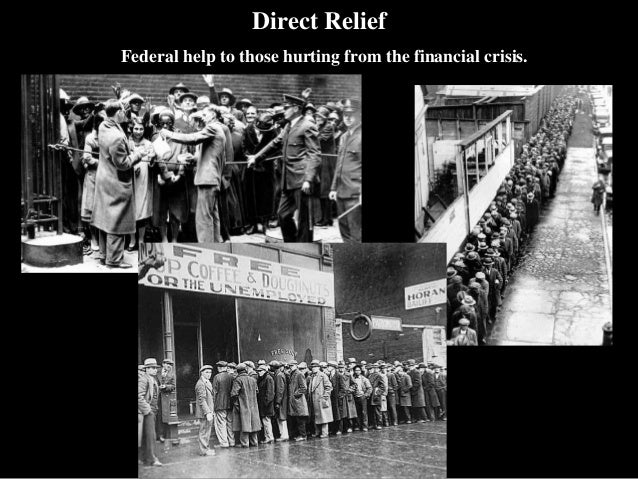 the new deal during the great depression The depression, the new deal, and world war ii part 1: the new deal programs did not end the depression it was the growing storm clouds in europe, american aid to the allies 1941, during the japanese attack on pearl harbor.