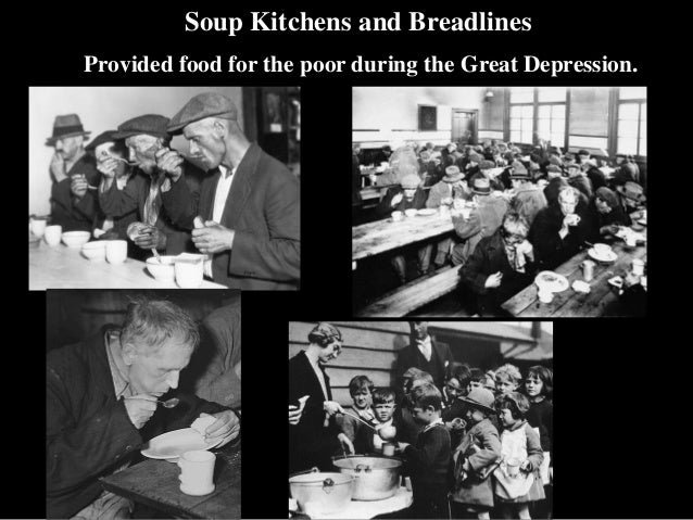 Hogan's History- Great Depression & the New Deal