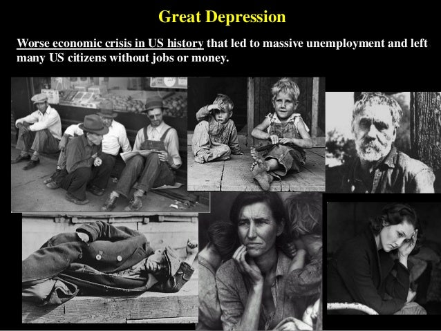 Hogan S History Great Depression Amp The New Deal
