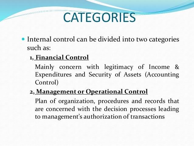 Part Organization, Finance, and Management