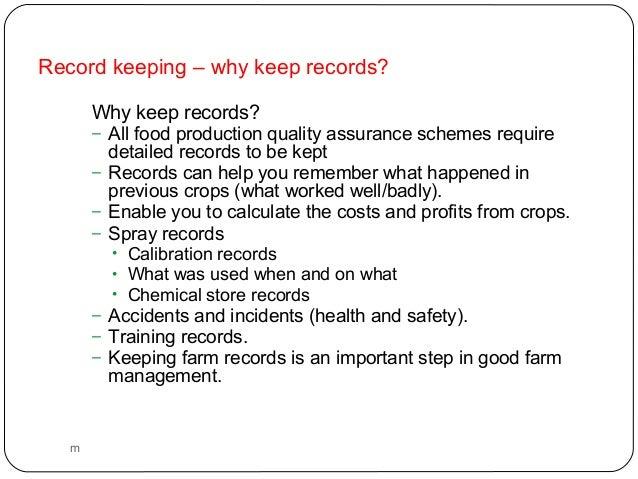 FARM RECORD KEEPING PDF DOWNLOAD