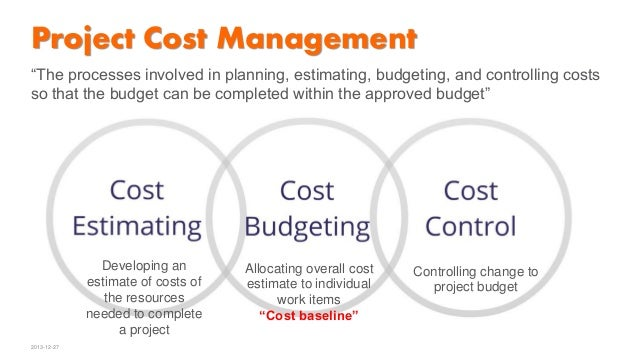 project cost