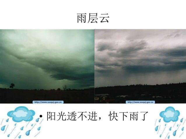雨层云 • 阳光透不进,快下雨了