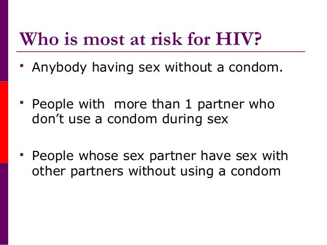Having sex with someone with hiv photo 96