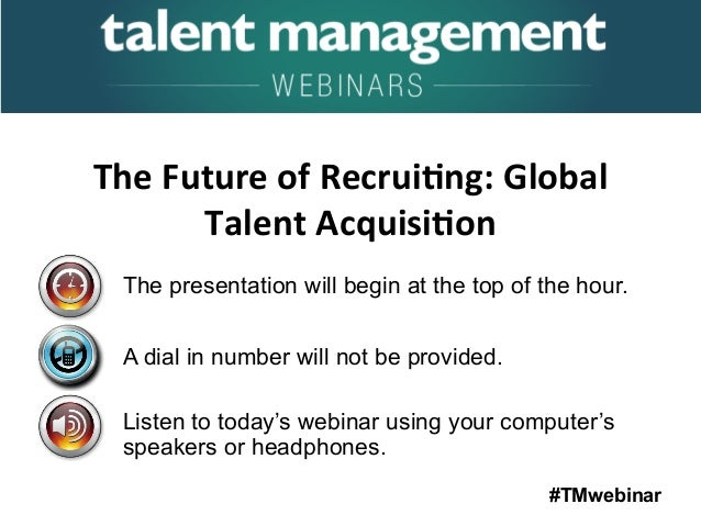 7 steps to better talent acquisition