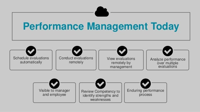 How To Measure The Performance Of Management
